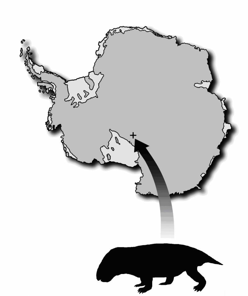 La Antártida fue un refugio climático durante la mayor extinción de la Tierra