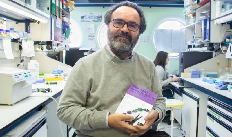 Lluis Montoliu, investigador del CNB