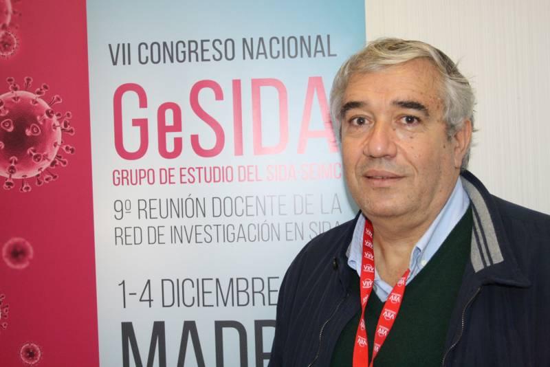 José Alcamí en el Congreso