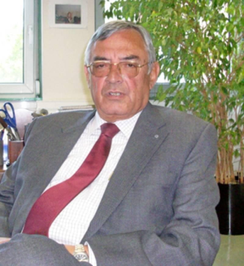 Francisco Rubia, catedrático de la UCM