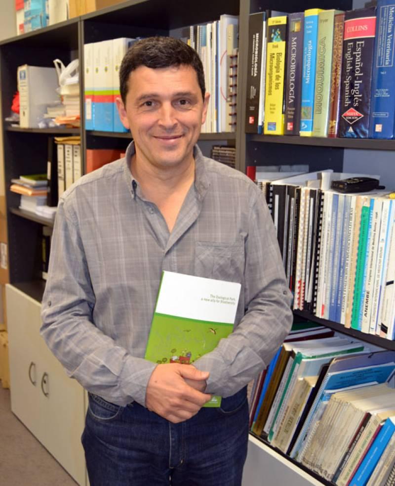 Federico Guillén Salazar, profesor de la Facultad de Veterinaria de la Universidad CEU Cardenal Herrera