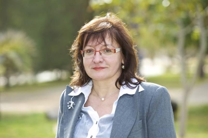 Sonia Gutiérrez Lloret, catedrática de Arqueología de la Universidad de Alicante