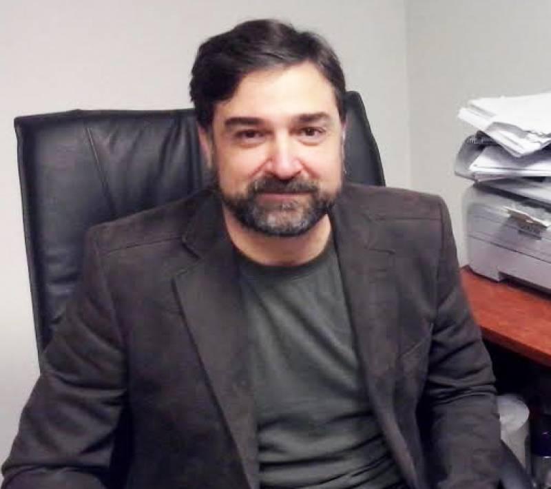 José Manuel Robles, investigador de la facultad de Ciencias Económicas y Empresariales /UCM.