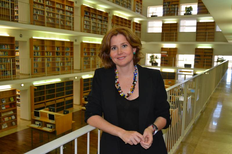 Elena Martínez García, Profesora Titular de Derecho Procesal de la Universitat de València