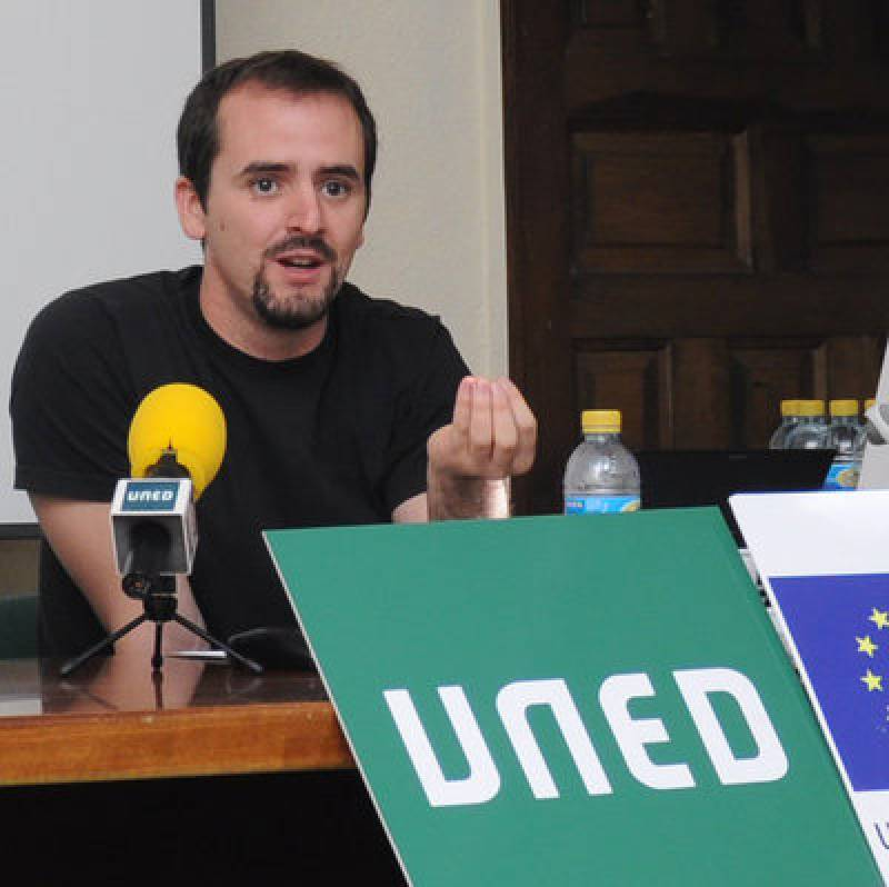Miguel Álvarez-Peralta, investigador principal de este proyecto.