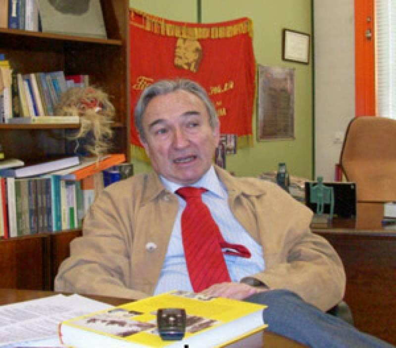 Antonio Elorza, catedrático de la UCM