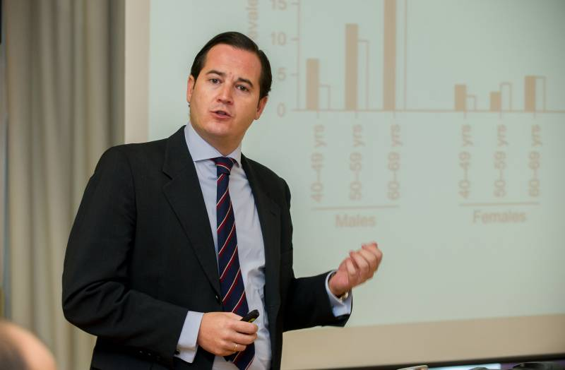 Eduardo Márquez conferencia