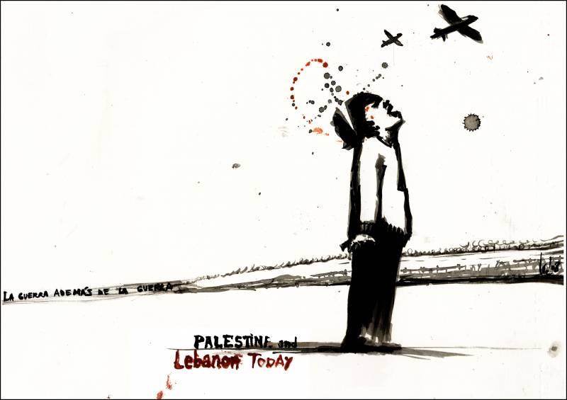 Investigación: Guerra y trastornos mentales en Líbano