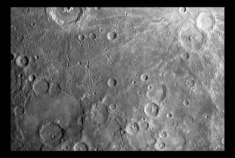 Muestran de qué está compuesto Mercurio