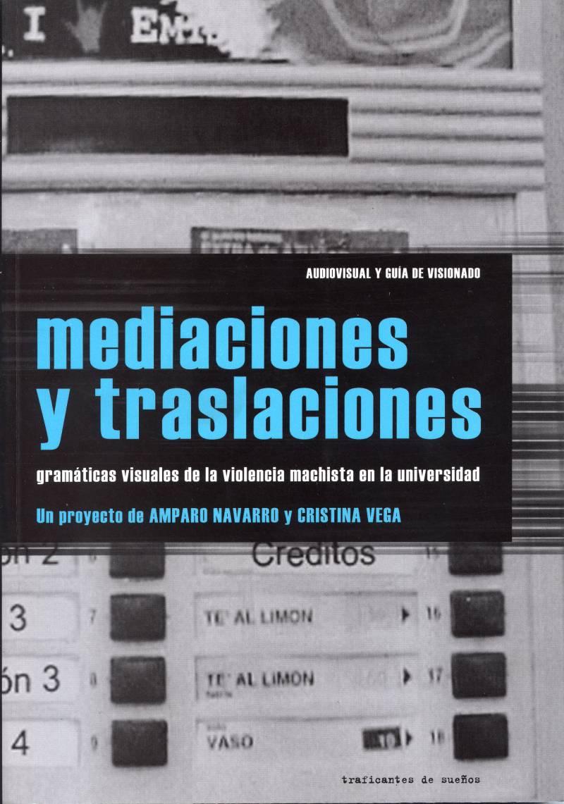 la portada del libro, editado por Traficantes de sueños