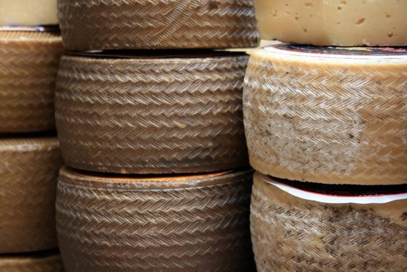 Un nuevo método analiza de forma sencilla los elementos volátiles del queso de leche de oveja.