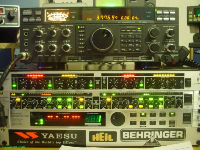 Equipo reproductor del sonido