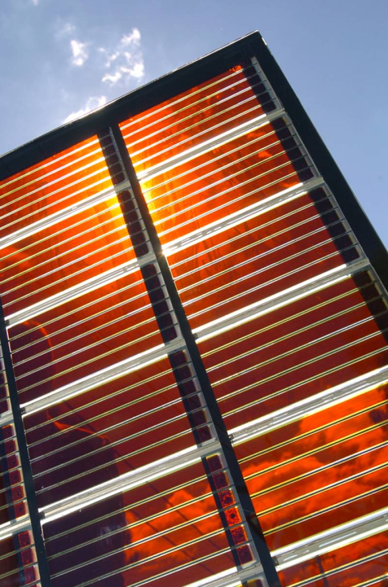 Dye Solar Cells UJI
