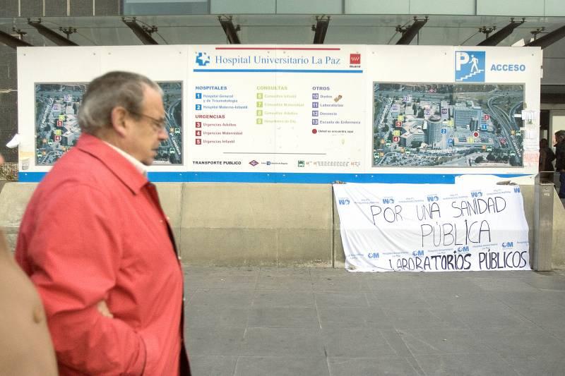 El 70% de la población española cree que el Sistema Nacional de Salud funciona bien
