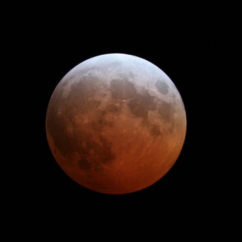 El próximo eclipse lunar ayudará a investigar los impactos en la Luna