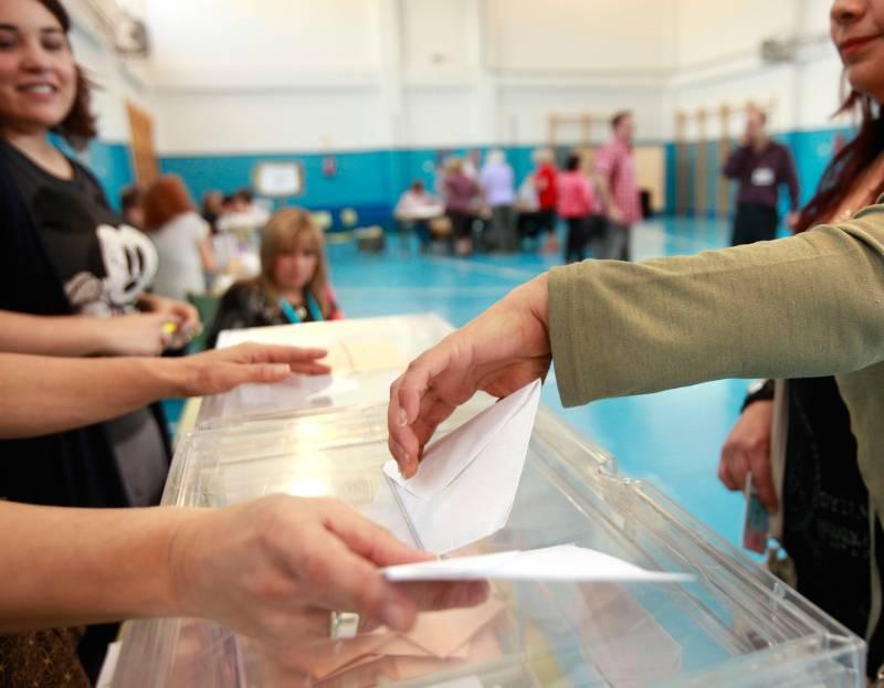El voto de castigo prevalece cuando se espera una mayoría absoluta