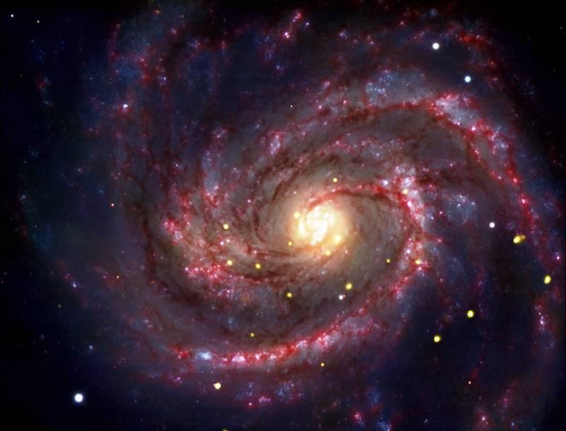 Encuentran al más joven de los agujeros negros cercanos