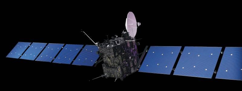 La nave Rosetta se acercará a un asteroide el 5 de septiembre