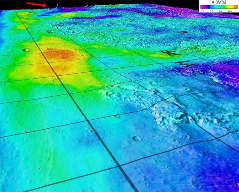 Una investigación confirma la existencia de océanos en Marte