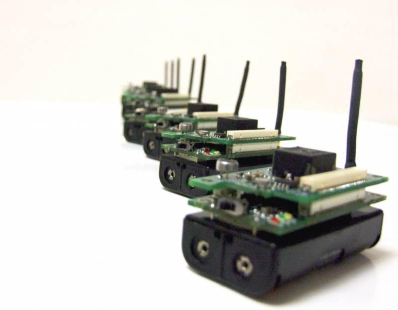 Sensores inalámbricos inteligentes