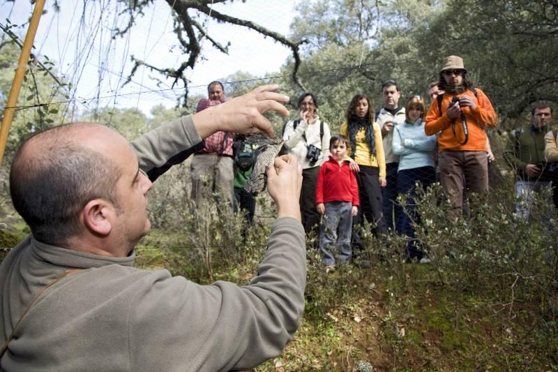 Se celebra la IV Feria de Turismo Ornitológico de Extremadura