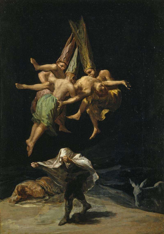 Goya, encumbrado como padre de la pintura moderna con una macro-exposición en su Zaragoza natal (y II)