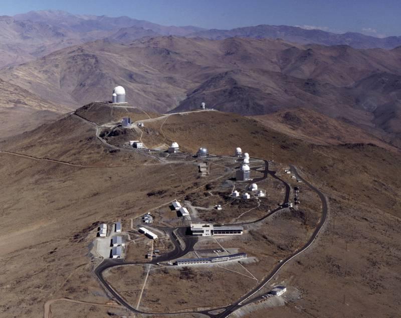 El Observatorio de La Silla celebra su 40 aniversario