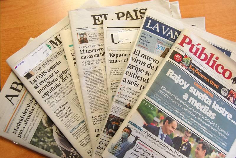 La publicidad en prensa puede afectar a la calidad de la información