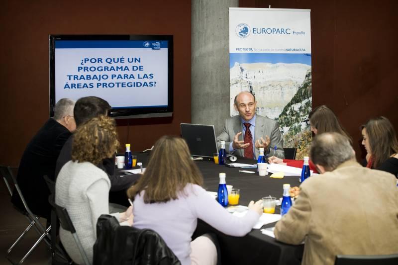 Medidas para mejorar la red española de áreas protegidas