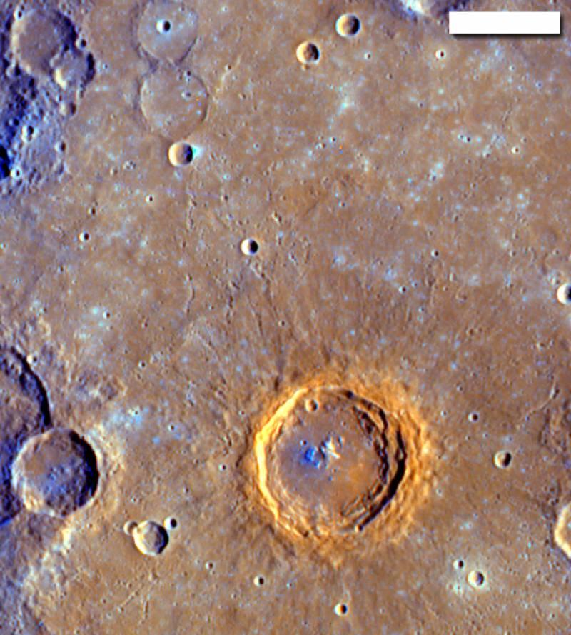 Mercurio es más activo de lo que se pensaba