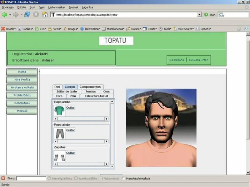 Una aplicación permite utilizar la misma identidad virtual en chats, SMS y televisión