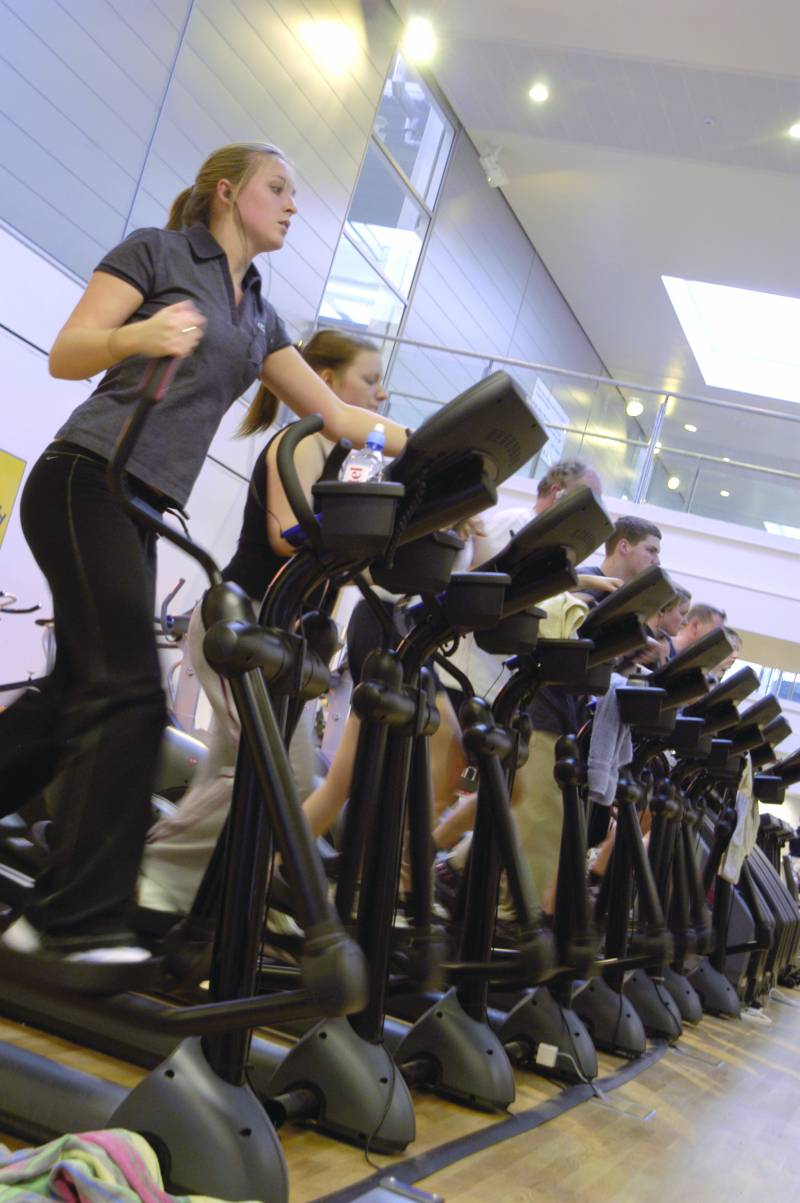 El ejercicio físico mejora el estado de salud de los pacientes con insuficiencia cardíaca