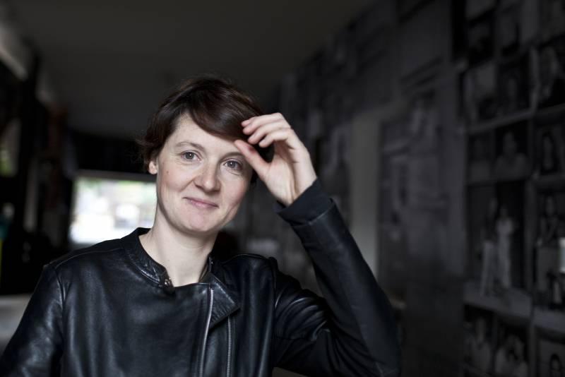 Isabelle Anguelovski, investigadora del Instituto de Ciencia y Tecnología Ambientales de la Universidad Autónoma de Barcelona