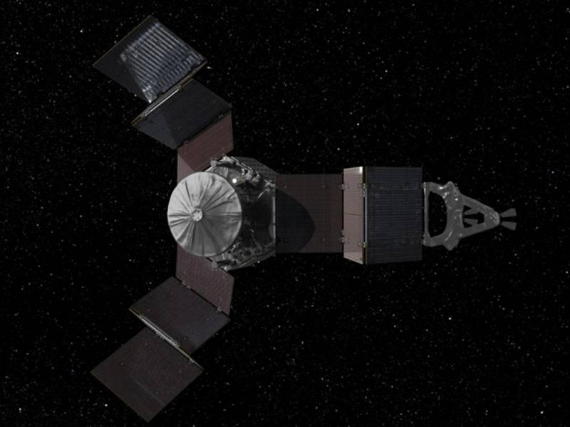 La nave 'Juno' parte hacia Júpiter