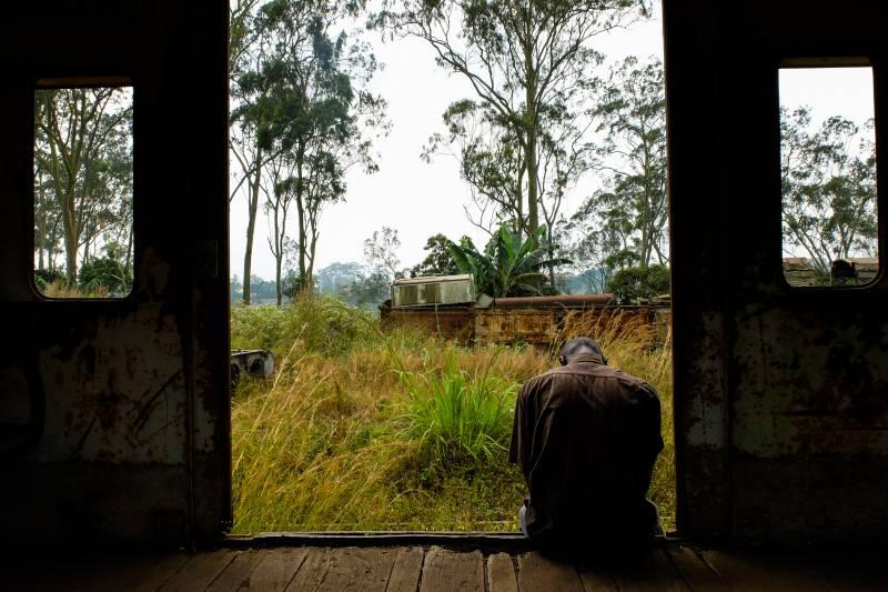 Mbanza-Ngungu, en la República Democrática del Congo / Carl Gierstorfer