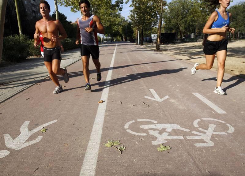Más del 50% de los deportistas toman bebidas energéticas en los entrenamientos e incluso antes de las competiciones. / SINC