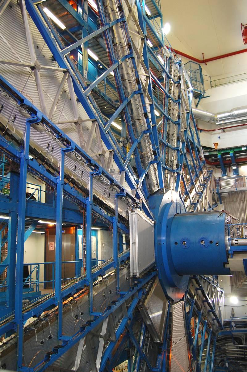 1.800 científicos de 164 universidades y laboratorios colaboran en ATLAS
