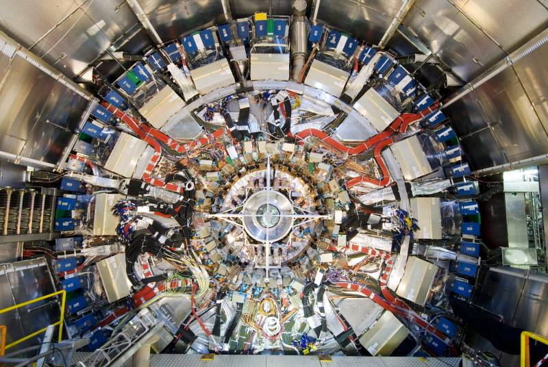 Detector interno de ATLAS