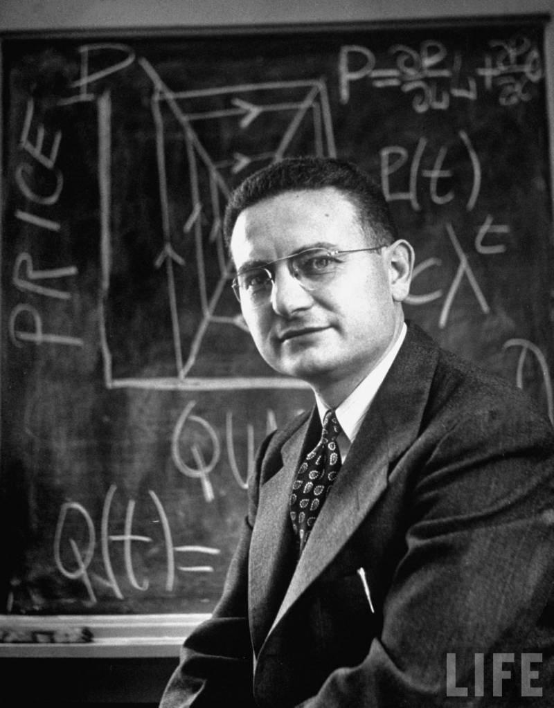 Muere a los 94 años el economista Paul Samuelson