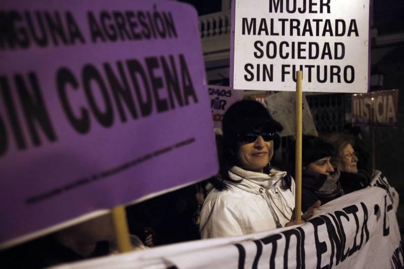 Presentan el primer mapa de la violencia de género en España
