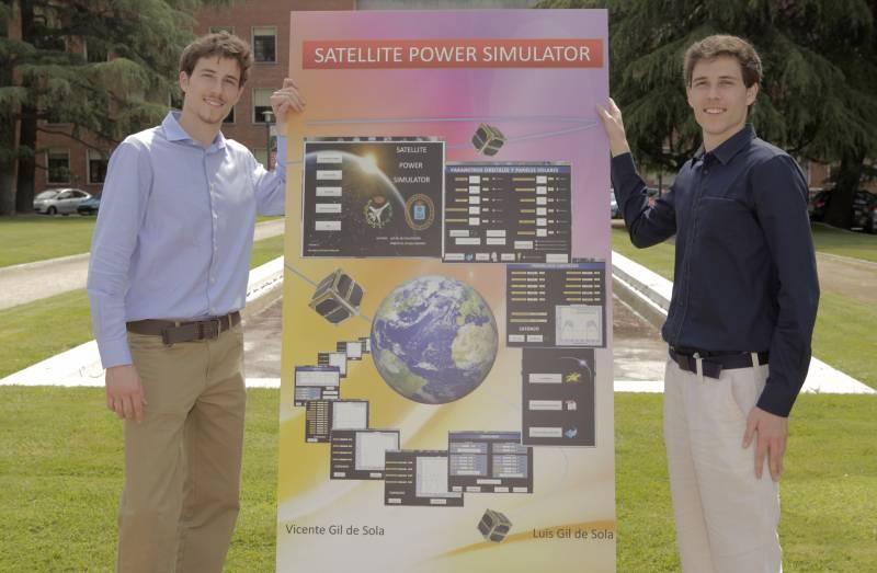 Luis y Vicente Gil de Solá, ganadores de la primera edición de Innovaciencia