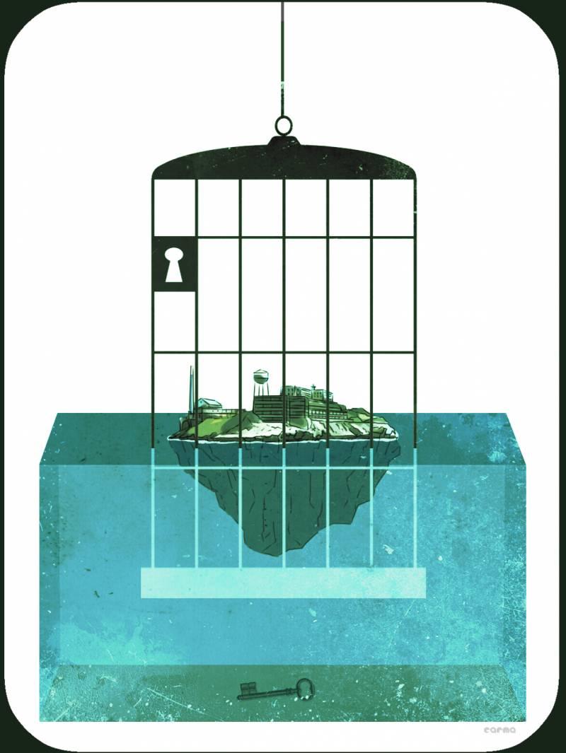 Alcatraz echa el cierre