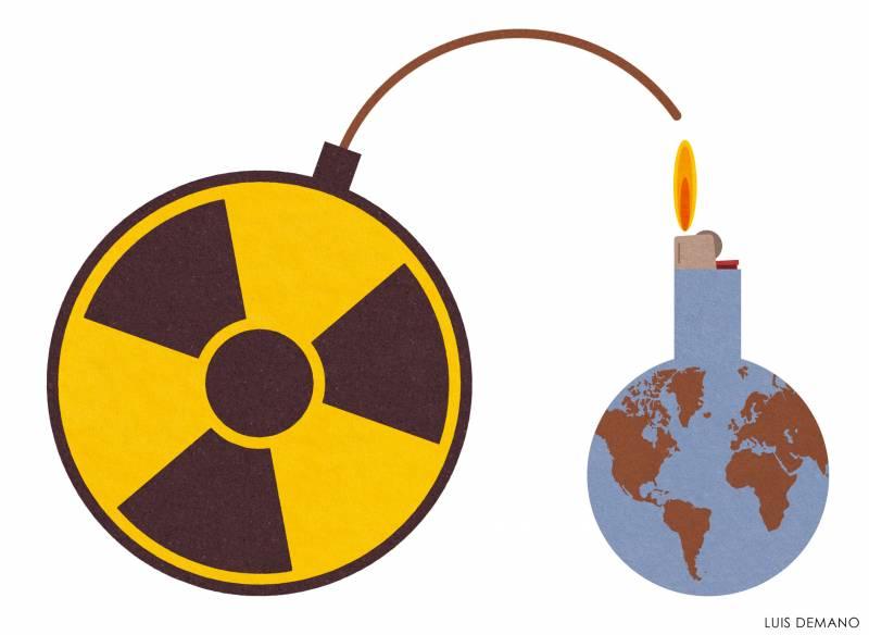 23 años del accidente nuclear de Chernóbil
