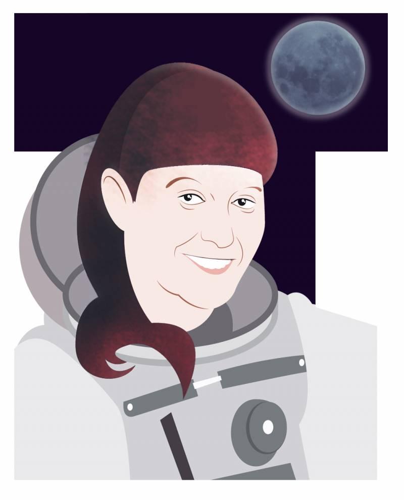 Aniversario del primer paseo espacial de una mujer