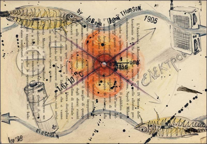 30 de abril de 1897: Joseph John Thomson descubre el electrón