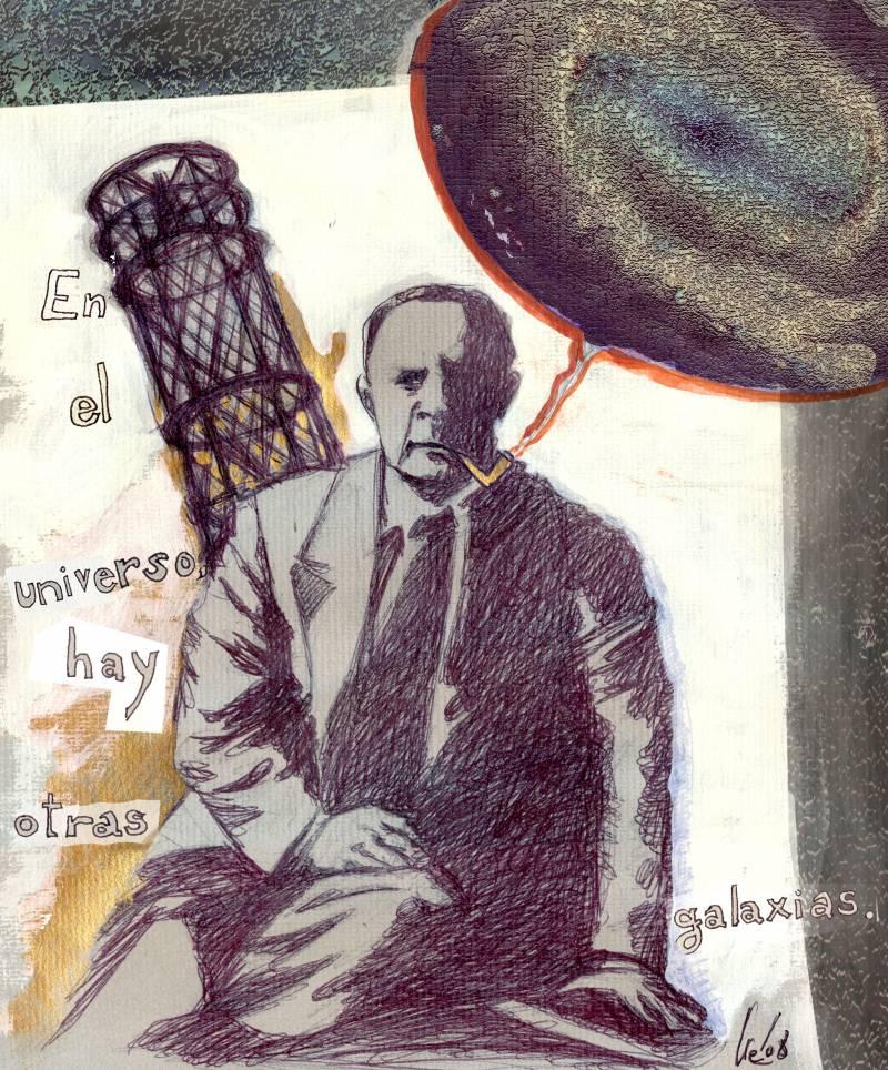30 de diciembre de 1924: Edwin Hubble anuncia la existencia de otras galaxias, distintas a La Vía Láctea