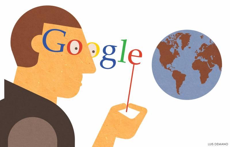 Google Revolution. Las artes en el S.XXI