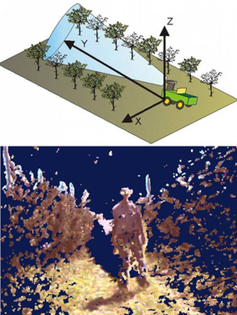 Desarrollan mapas del terreno en 3D