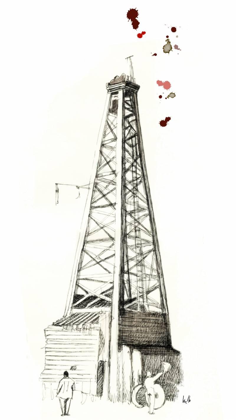 El 26 de mayo de 1908 se encuentra petróleo en Persia