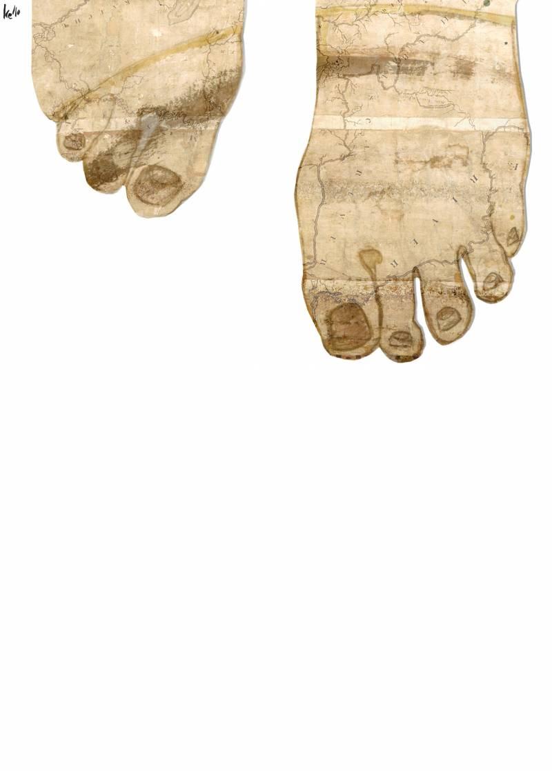 El 30 de abril de 1770 nace el explorador y geógrafo David Thompson